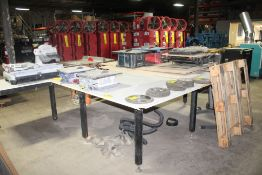 SAW EXTENSION TABLE 9' X 9'