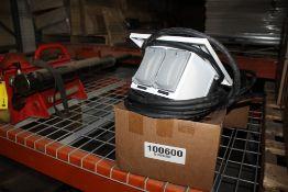 (5) FOUR OUTLET GFCI-4 CIRCUIT BOXES NO. 100600 (NEW)