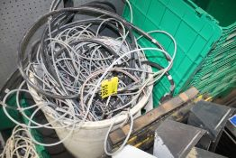 ASSORTED WIRE IN CAN