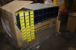 TALESUN MODEL TP660P 275 WATT 60 CELL POLY SOLAR PANEL, 992MM X 1650MM