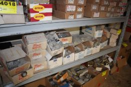 LARGE QTY OF TRINCO & ROCKWOOD DOOR STOPS & HARDWARE