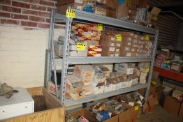 "(1) SECTION ADJUSTABLE PALLET RACK, 77"" X 18"" X 68"" H"