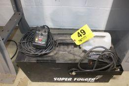 SUPER FOGGER, MODEL V-950, WITH CONTROL