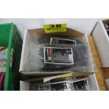 """LARGE QUANTITY OF K-TOOL 7"""" CABLES TIES, 100 PER PACKAGE"""