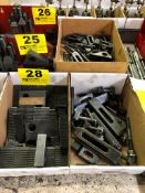 LOT OF 3 BXS MISC. HOLD DOWN SET PARTS