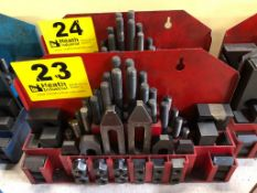 HOLD DOWN CLAMPING SET