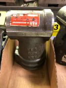 H & R RIGHT ANGLE MILLING ATTACHMENT FOR BRIDGEPORT MILL