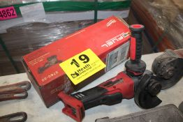 MILWAUKEE MODEL 2780-20 M18 FUEL CORDLESS GRINDER (NO BATTERY, NO CHARGER)