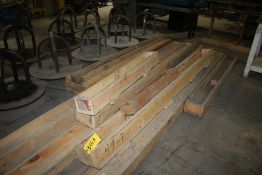 LARGE QTY OF WOOD SHIPPING BOXES & LUMBER