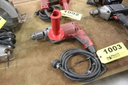 """MILWAUKEE 1/2"""" MAGNUM HOLE SHOOTER ELECTRIC DRILL"""