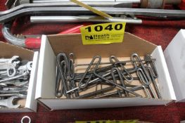 ASSORTED T-HANDLE HEX WRENCHES IN BOX