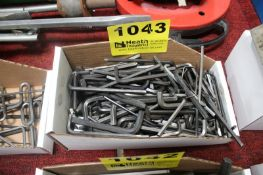 ASSORTED HEX WRENCHES IN BOX