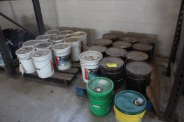 (2) SKIDS OF ASSORTED PAINT