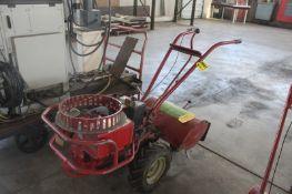 TROY BILT ROTO-TILLER WITH 8HP BRIGGS & STRATTON ENGINE