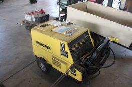 KARCHER MODEL HDS-790 MOBILE HOT WATER PRESSURE CLEANER