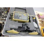 TOPCON MODEL 9902-0003-01 UHF DUAL ANTENNA 3D GPS MACHINE CONTROL