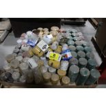 LARGE ASSORTMENT OF CATERPILLAR AND ASSORTED FILTERS ON PALLET