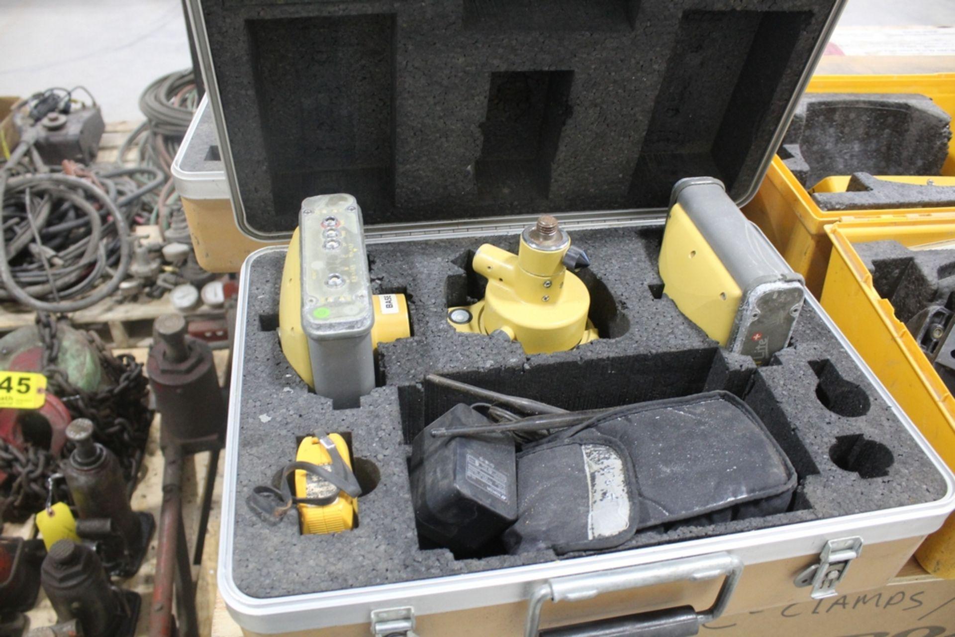 TOPCON MODEL 01-840802-06 GPS ROVER SET