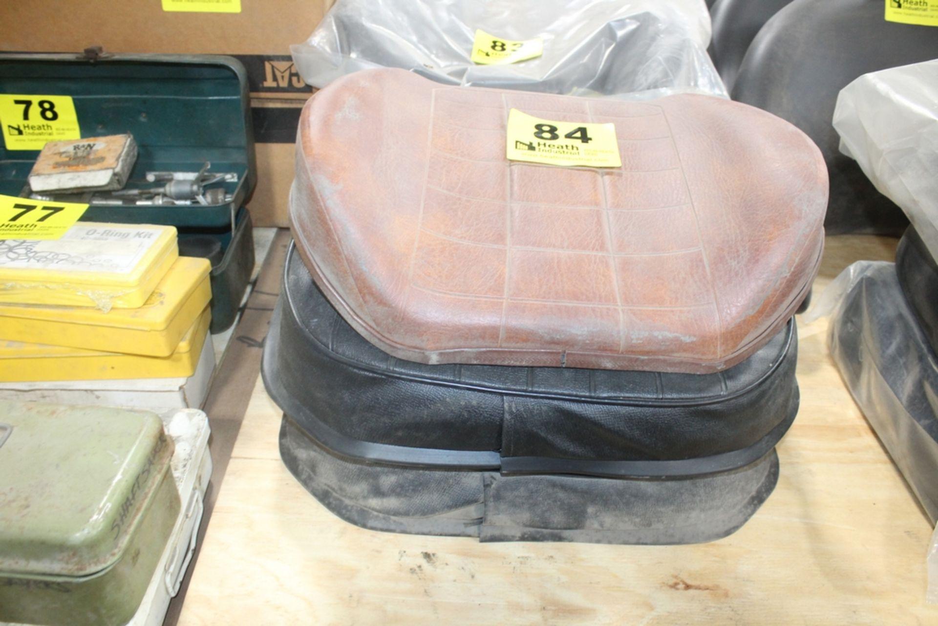 (3) SEAT CUSHIONS