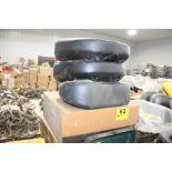 (3) CATERPILLAR SEAT CUSHIONS