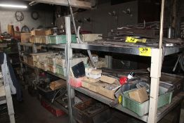 """(3) SECTIONS 54"""" X 37"""" X 52"""" STEEL SHELVING (DELAYED REMOVAL)"""