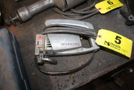 MILWAUKEE NO. 6800 16 GAUGE ELECTRIC SHEAR