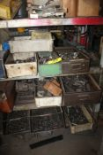 ASSORTED CONTENTS ON (3) SHELVES (ELECTRCIAL)