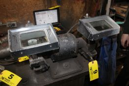 1/2 HP DOUBLE END BENCH GRINDER