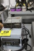 MOTOROLA MODEL XPR4500 CB RADIO & HONDA CAR RADIO W/ CASSETTE