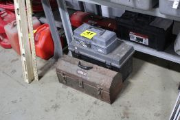 (5) ASSORTED TOOL BOXES
