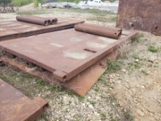 8' X 16' TRENCH BOX WITH (4) 6' SPREADER BARS