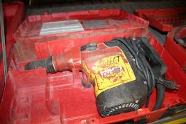 HILTI MODEL TE 76-ATC ROTARY HAMMER WITH CASE