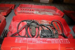 HILTI MODEL TE 18M ROTARY HAMMER WITH CASE