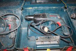 BOSCH MODEL 11250 BULLDOG HAMMER DRILL WITH CASE