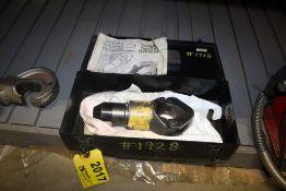 BURNDY MODEL Y644MBH DIELESS HYPRESS REMOTE HYDRAULIC POWER OPERATED CRIMPING TOOL