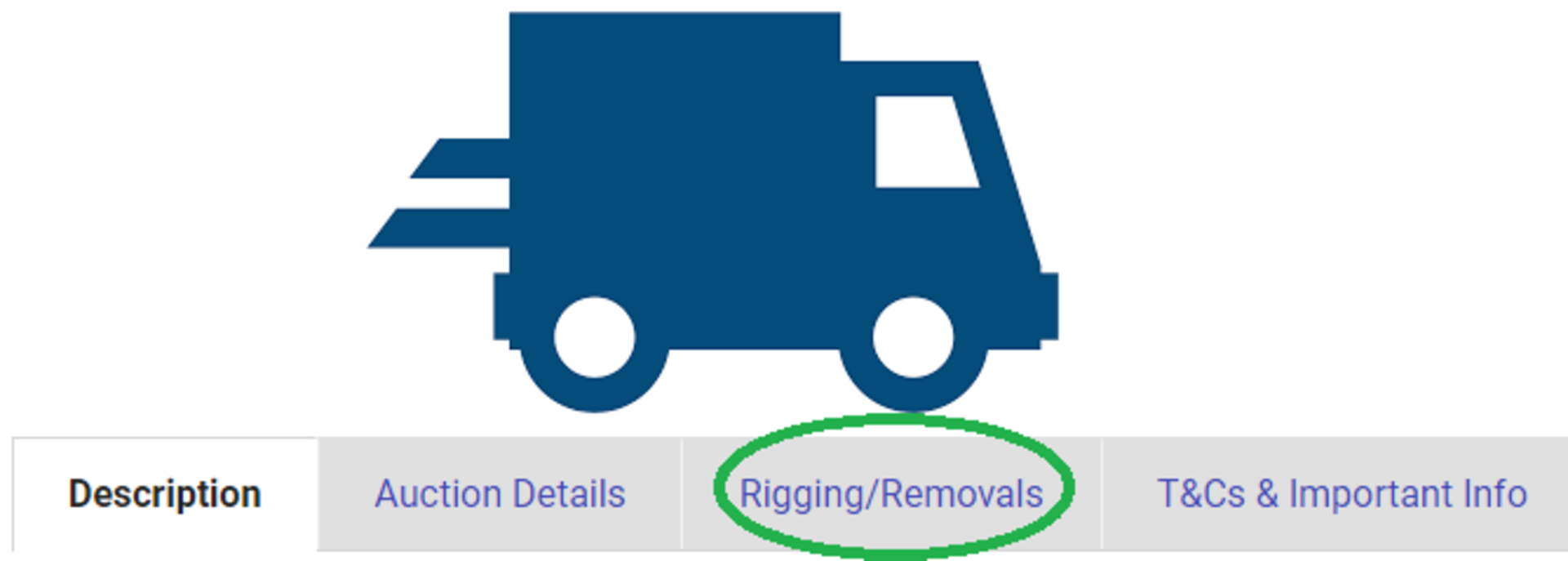 Shipping Available For Many Items In This Auction. See The Rigging / Removals Tab On Each Lot For