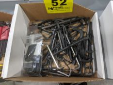 ASSORTED ALLEN WRENCHES