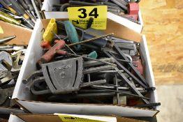 ASSORTED ALLEN KEYS IN BOX