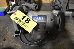 """WILTON 8"""" DOUBLE END BENCH GRINDER"""