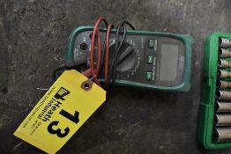 COMMERICAL ELECTRIC DIGITAL MULTIMETER