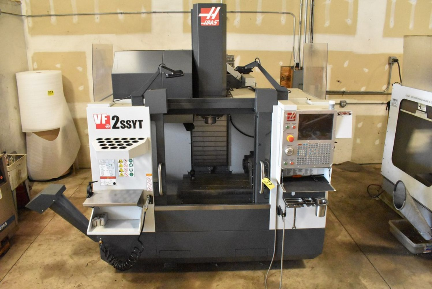 M.F. Manufacturing, Inc. - Late Model CNC Metal Working Facility