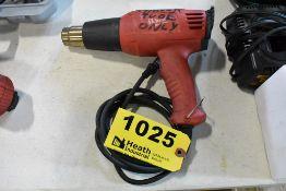 MILWAUKEE NO. 8975-6 HEAT GUN