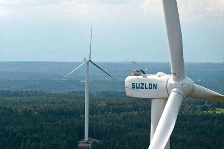 Suzlon Wind Energy Corporation - Day 1