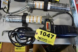 LINCOLN AC POWER LUBER ELECTRIC GREASE GUN