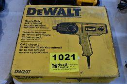 "DEWALT HEAVY DUTY 3/4"" IMPACT WRENCH (NEW)"