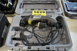 DREMEL MODEL 6300 MULTI-MAX GRINDER WTIH CASE