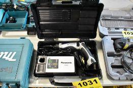 PANASONIC NO. EY7410 3.6V CORDLESS DRILL & DRIVER