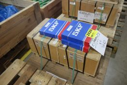 (2) MRC BEARINGS, NO. 332S-HYB#3 STEEL/C3/ABEC-3 SUZLON PART # 51031610 AND (3) SKF ROLLING