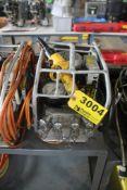 HYTORC MODEL JS 115 HYDRAULIC PUMP POWER PACK, PENDANT CONTROL