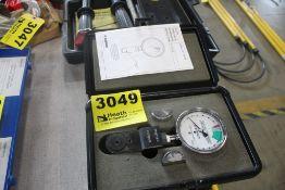 BURNDY MODEL PT29279-2 PRESSURE TEST GAGE